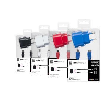 Adaptateur secteur Bigben Color Edition pour console 3DS