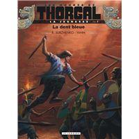 La Jeunesse de Thorgal : La dent bleue