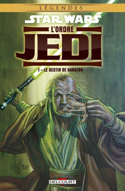 Star Wars - L'Ordre Jedi T01 - Le Destin de Xanatos - 9782756084459 - 9,99 €