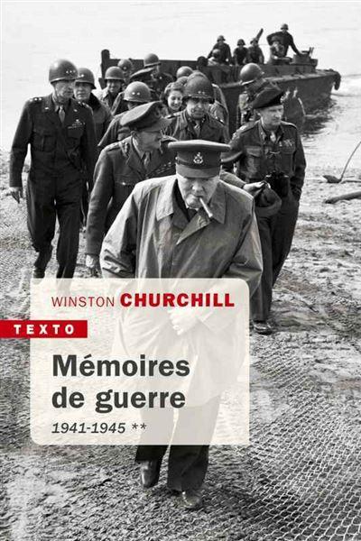 Memoires de guerre t2 1941-1945
