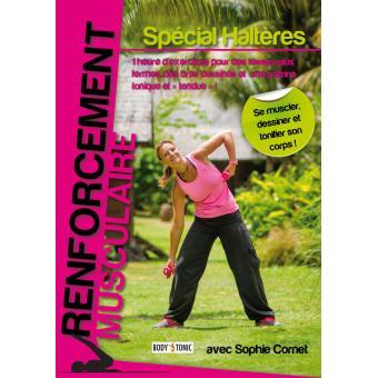 Renforcement musculaire Spécial haltères DVD