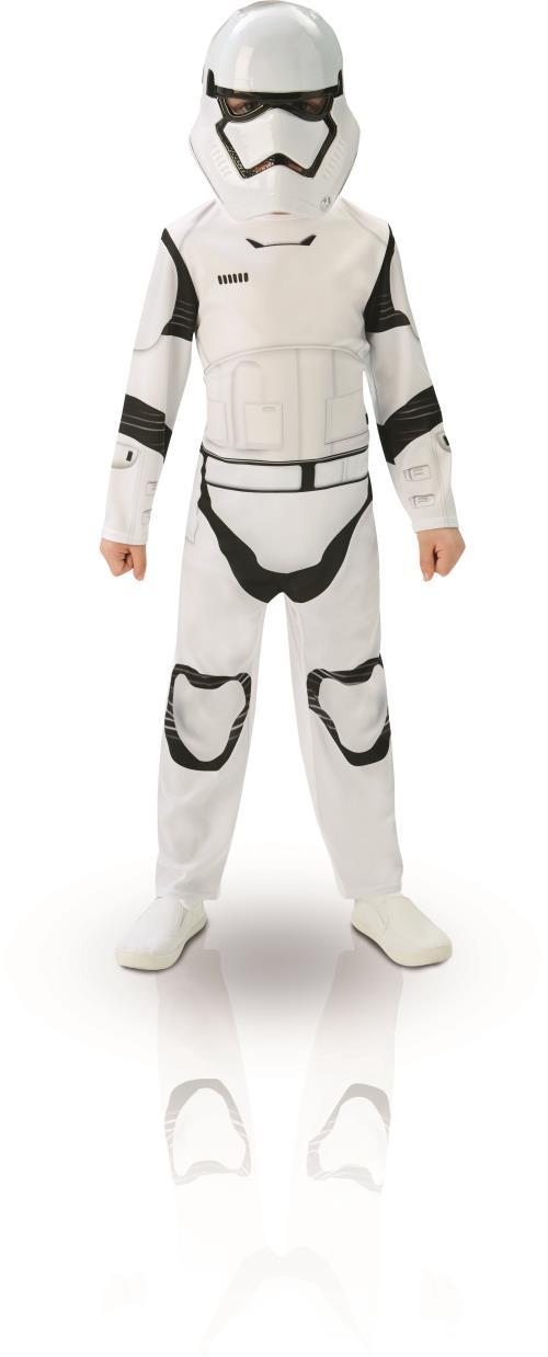 Déguisement Stormtrooper Star Wars Taille L 7/8 ans