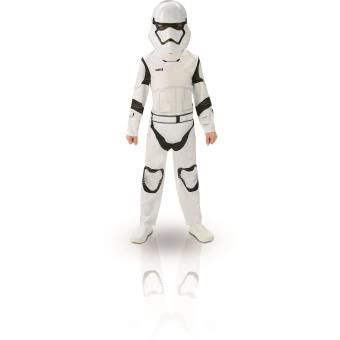 d guisement stormtrooper star wars taille l 7 8 ans d guisement enfant achat prix fnac. Black Bedroom Furniture Sets. Home Design Ideas