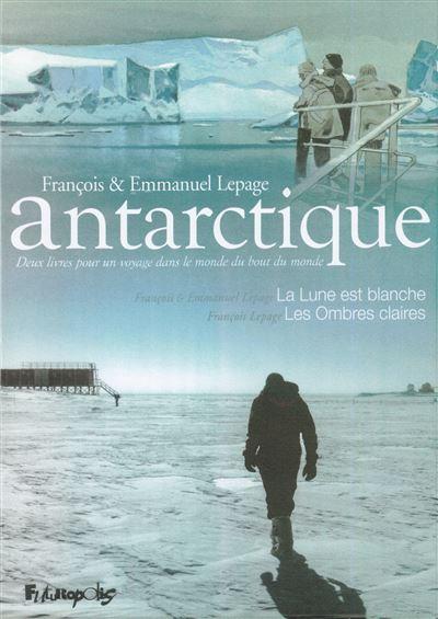 Coffret Antarctique