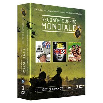 La Seconde Guerre Mondiale (Coffret 3 Films) FR