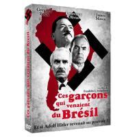 Ces garçons qui venaient du Brésil DVD
