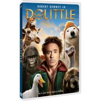 Le Voyage du Dr Dolittle DVD