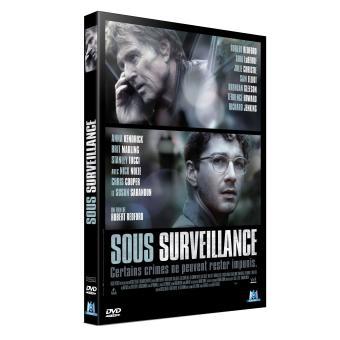Sous surveillance DVD