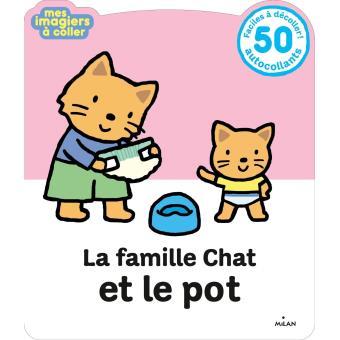 La Famille Chat et le pot