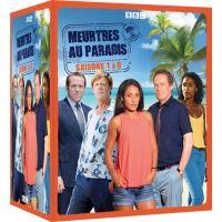 Coffret Meurtres au paradis Saisons 1 à 8 DVD