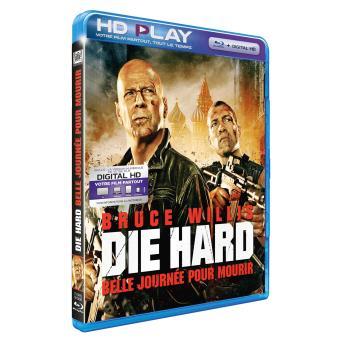 Die hardDie Hard 5 Belle journée pour mourir Blu-ray