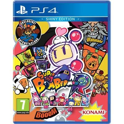 Super Bomberman Edition R-Shiny PS4
