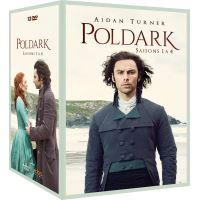 Coffret Poldark Saisons 1 à 4 DVD