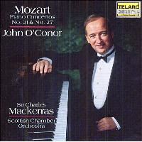 Mozart: Klavierkonzerte 21  27