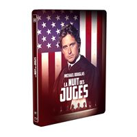 La nuit des juges Steelbook Blu-ray