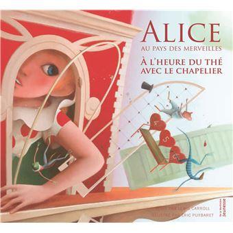Alice au Pays des MerveillesAlice au pays des merveilles - A l'heure du thé avec le chapelier