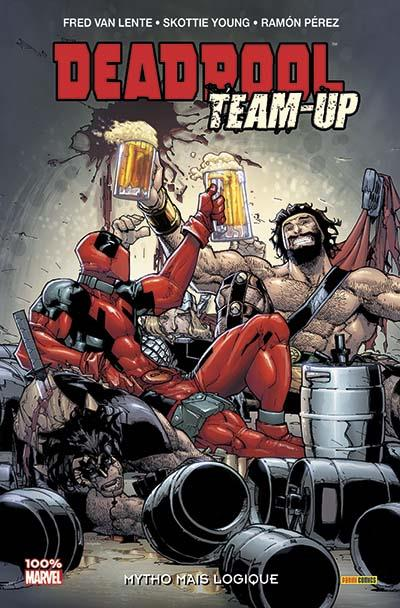 Deadpool team up