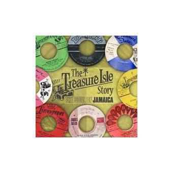 TREASURE ISLE STORY/4CD