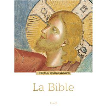 Bible traduction officielle liturgique