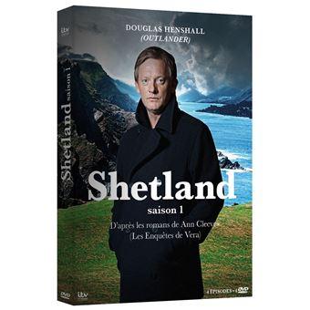 ShetlandCoffret Shetland Saisons 1 et 2 DVD