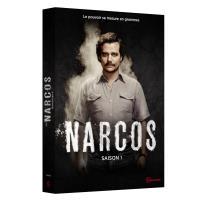 Narcos Saison 1 DVD
