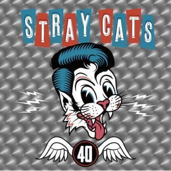 """Résultat de recherche d'images pour """"stray cats 40 cd"""""""