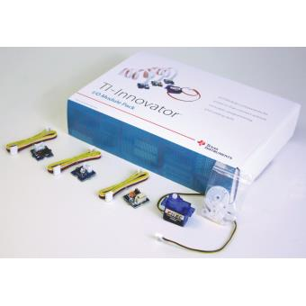 Pack Module E/S Texas Instruments TI-Innovator