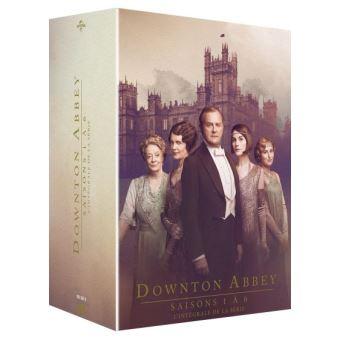 Downton AbbeyDownton Abbey Coffret intégral des 6 saisons DVD
