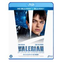 Valerian And The City Of A Thousand Planets (3D)(Steelbook