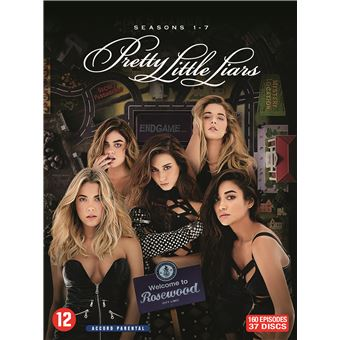 Pretty Little LiarsPretty Little Liars Saisons 1 à 7 Coffret DVD