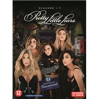 Pretty Little Liars Saisons 1 à 7 Coffret DVD