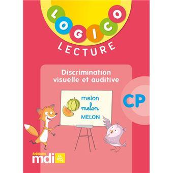 Pochette Logico Lecture CP Cycle 2 Discrimination visuelle et auditive