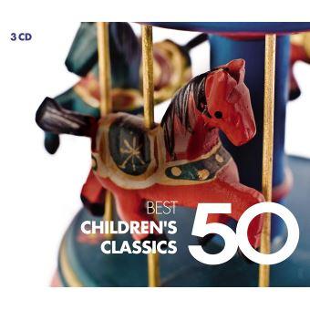 50 BEST CHILDREN S CLASSICS/3CD