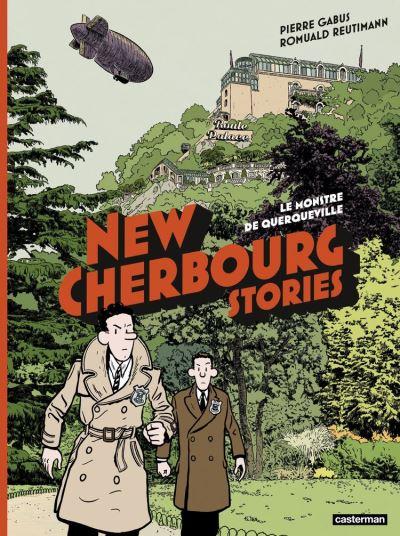 New Cherbourg Stories (Tome 1) - Le Monstre de Querqueville