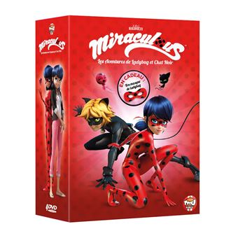 miraculous dvd