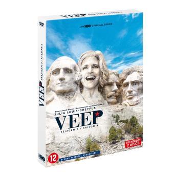 VeepVeep Saison 4 DVD