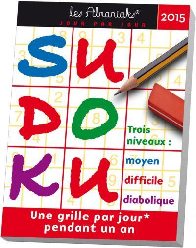 Calendrier Almaniak Sudoku 2015