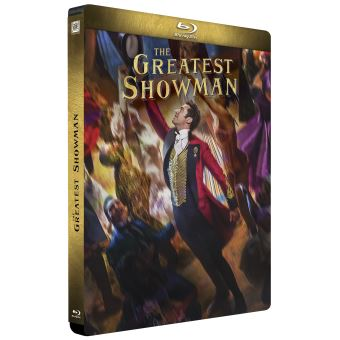 The Greatest Showman Edition Limitée Steelbook Blu-ray