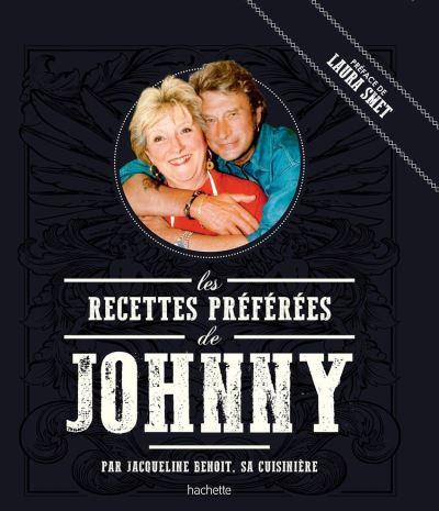 Les recettes préférées de Johnny - 9782017058519 - 16,99 €