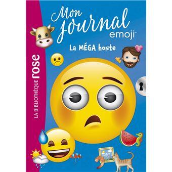 Emoji Tm Mon Journal Tome 5 La Mega Honte