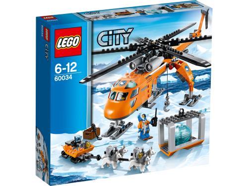 LEGO® City 60034 L'hélicoptère arctique