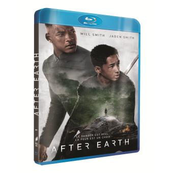 After Earth Blu-Ray
