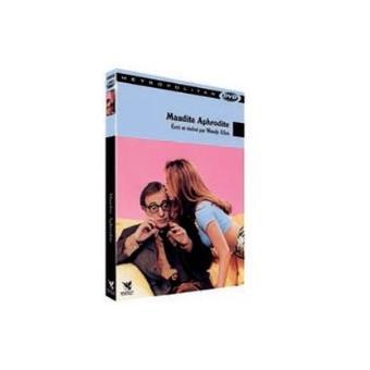 Maudite Aphrodite DVD