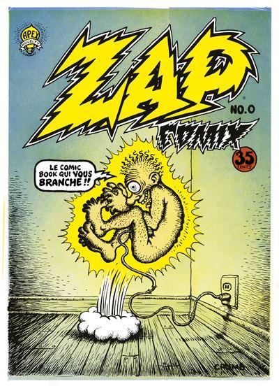 Zap Comix l'intégrale volume 1