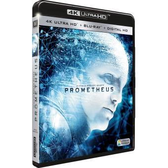 AlienPrometheus Blu-ray 4K Ultra HD