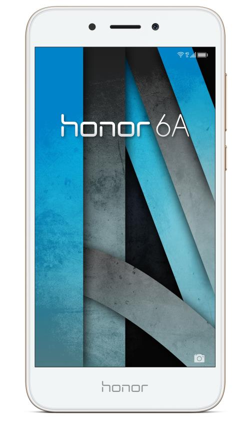 Smartphone Honor 6A Double SIM 16 Go Or