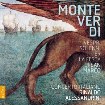 Monteverdi-vespri solenni san marco