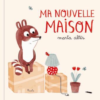 Ma nouvelle maison cartonn marta alt s achat livre fnac - Idee cadeau nouvelle maison ...
