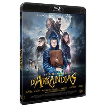 Le Grimoire d'Arkandias Blu-Ray