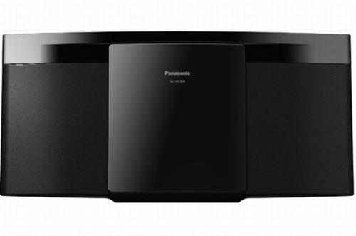 Micro-chaîne Bluetooth avec lecteur CD, Radio FM RDS 30 présélections, Port USB